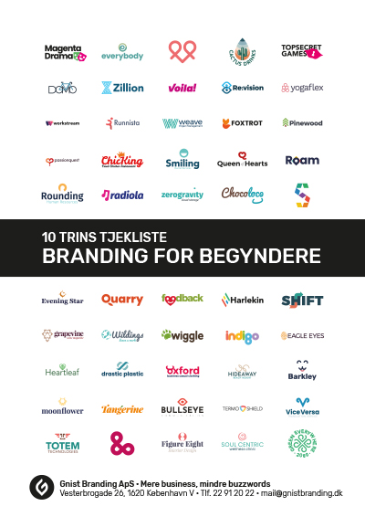 Branding for begyndere