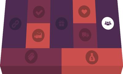 Business Model Canvas kundesegmenter