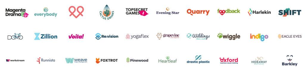Logo eksempler